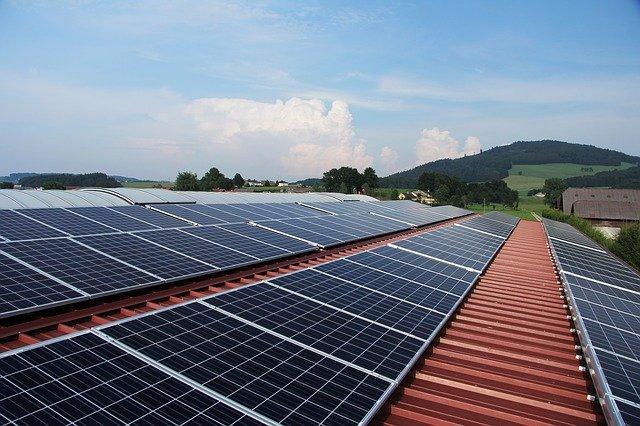 Inspectie van zonnepanelen door SCIOS Scope 12 inspectie